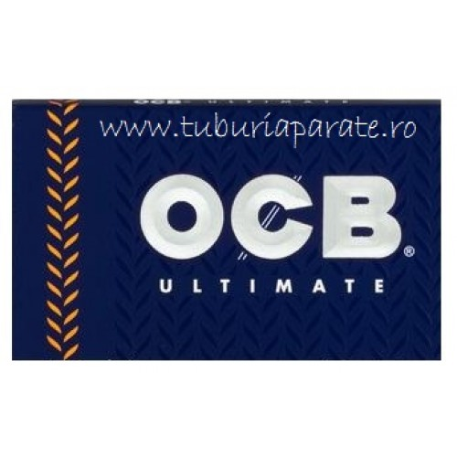 Foite Rulat Tutun Ocb Ultimate Double