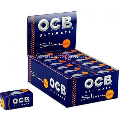 Foite OCB Ultimate Slim Rola
