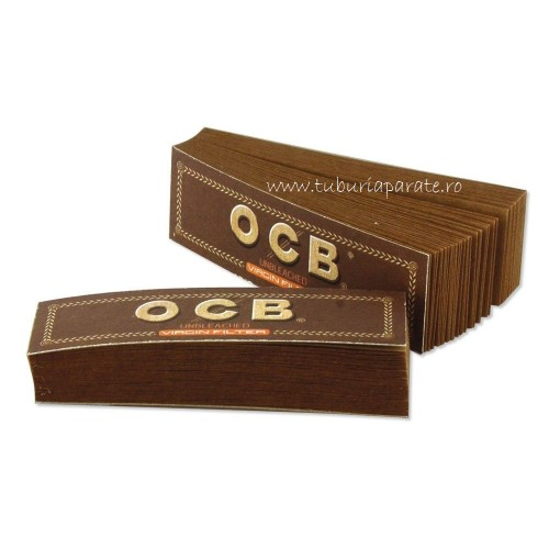 Filter Tips OCB Virgin (50 filtre carton)