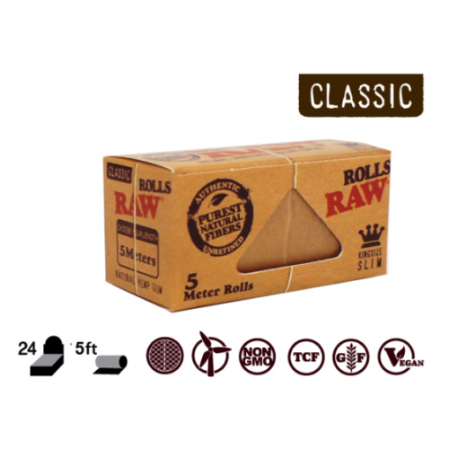 Foite Raw Slim Rola 5M