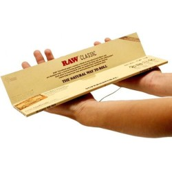 Foite Rulat Tutun RAW Supernatural (28 cm)