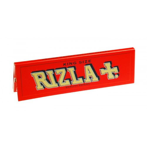 Foite Rulat Tutun Rizla Red KS