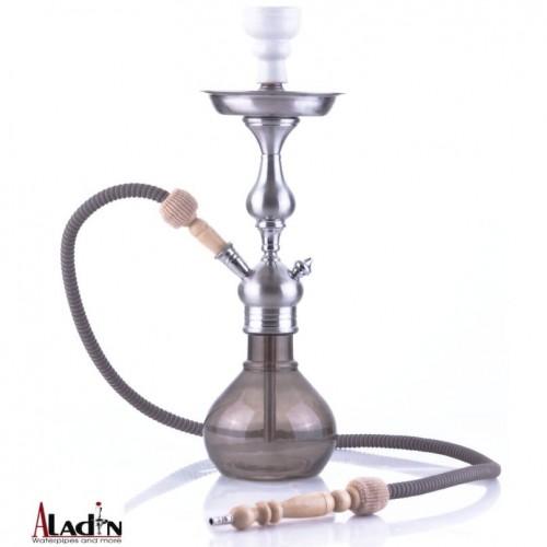 Narghilea Aladin Barcelona Grey 52 CM