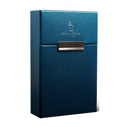Pachet Tigari Adami Stefano Long 100 MM Skin Blue