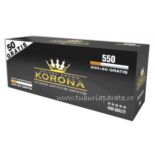 Tuburi Tigari Korona 550 Bax (20 x 550)