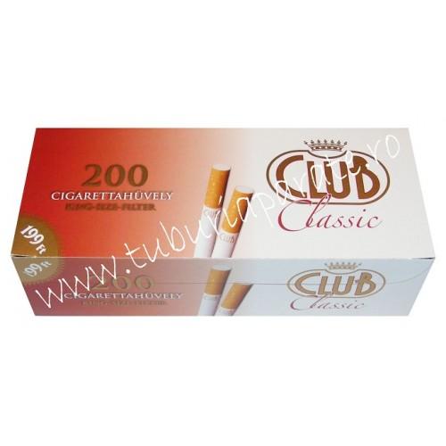 25 x Tuburi Tigari Club Classic