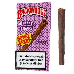 Tigari de Foi Backwoods Honey Berry 5