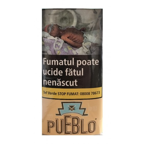Tutun de rulat Pueblo Classic 30g
