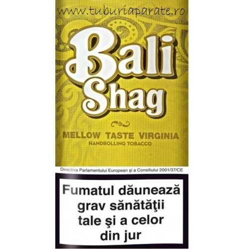Tutun Bali Shag Yellow Virginia 40g