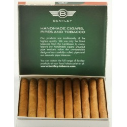 Tigari de Foi Bentley Cigarillos Whisky 20