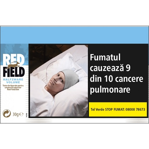 Tutun Red Field Halfzware 30g