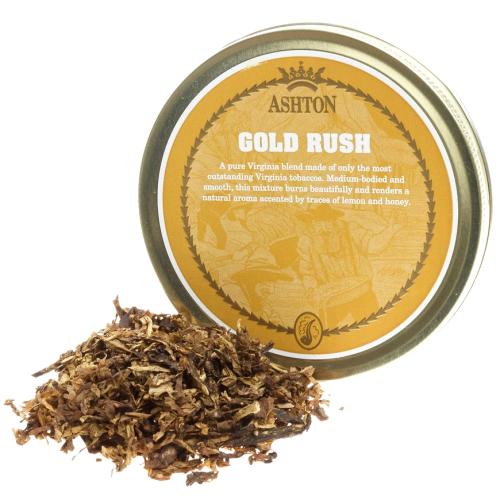 Tutun pentru Pipa Ashton Gold Rush 50g