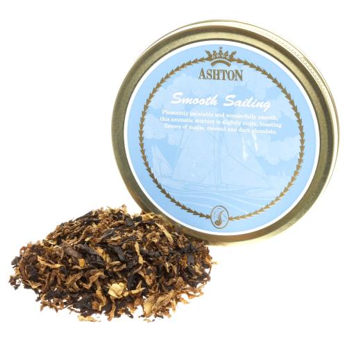 Tutun pentru Pipa Ashton Smooth Sailing 50g