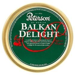 Tutun pentru Pipa Peterson Balkan Delight 50g