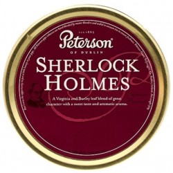 Tutun pentru Pipa Peterson Sherlock Holmes 50g