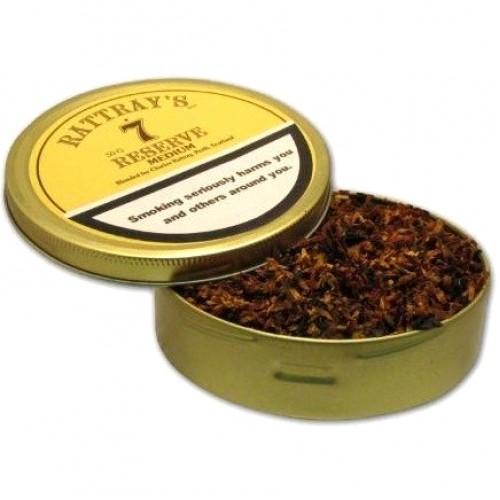 Tutun pentru Pipa Rattray's 7 Reserve 50g