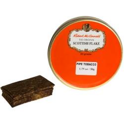 Tutun pentru Pipa Robert McConnell Scottish Flake 50g