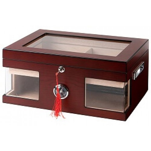 920060 Humidor trabucuri Angelo Window - extra sticla