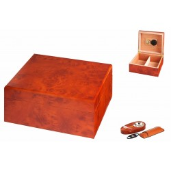 920590 Humidor Trabucuri Angelo -set complect
