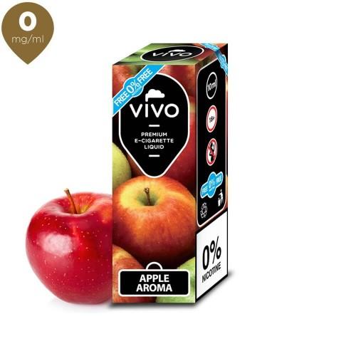 Lichid tigara electronica VIVO 10 ml Apple 0 mg/ml