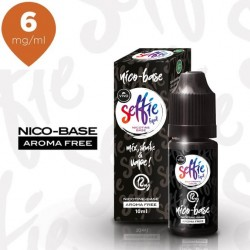 Shot Nicotina VIVO Selfie 10 ml Nico Base 6 mg/ml