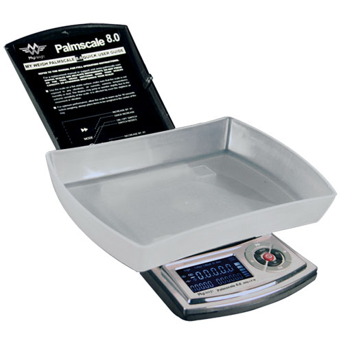 12153 Cantar electronic buzunar My Weight Palmscale 8.0 (0,01 - 300g)