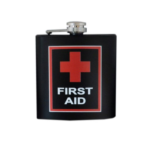 Plosca alcool DM 44 First AID 180 ml