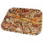 13335 Rolling Tray RAW Mix (34 x 27,5 cm)