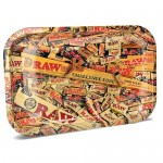 13336 Rolling Tray RAW Mix Small (27,5 x 17,5 cm)