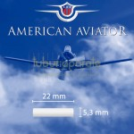 Filtre Tigari American Aviator Extra Slim X Long 5,3/22 mm
