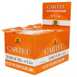Filtre Tigari Cartel Extra Slim Long 5,3/22 mm