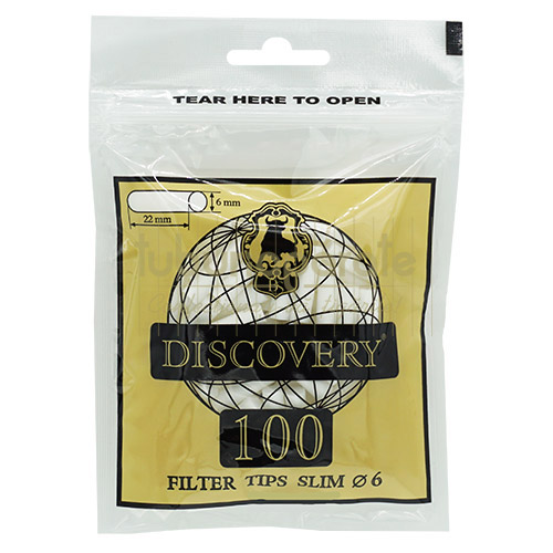 Filtre Tigari Discovery Slim Long 6/ 22 mm