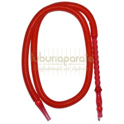 Furtun narghilea Fancy Red (150 cm)