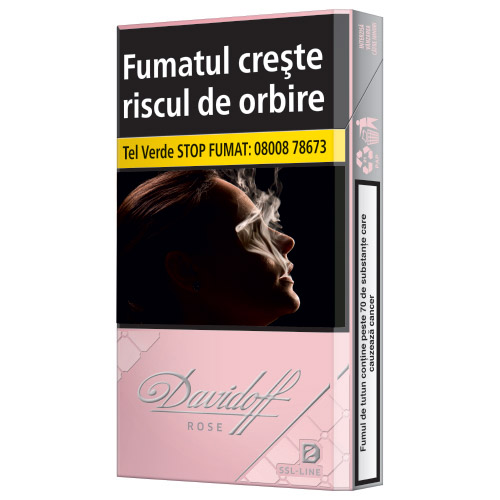 Davidoff Rose Superslim (SSL-Line)