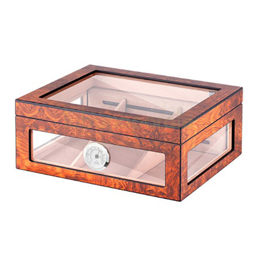 920004 Humidor Trabucuri Angelo Window