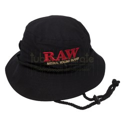 RAW Bucket Hat Black
