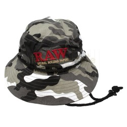 RAW Bucket Hat Camo