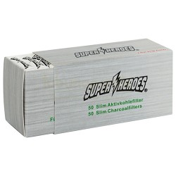 Filtre Tigari Ceramica Super Heroes Regular 7/27 mm (50 buc)