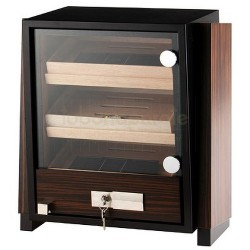 920850 Humidor trabucuri Angelo Black Brown